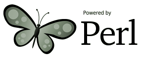 Powered by Perl